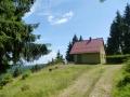 Bergwachthütte mit Kiosk (Schloßkanzel)